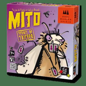 Location jeu de société en Suisse Mito Livraison à domicile