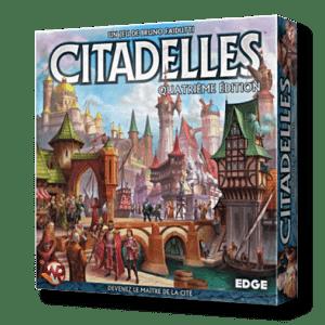 Location ligne jeu société CItadelles