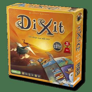 Location jeu société Dixit livraison Suisse