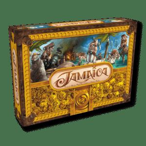 Location et livraison à domicile Suisse du jeu de société Jamaica