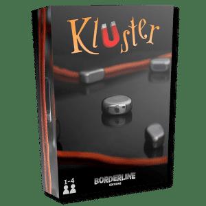 Location jeux société Suisse Kluster