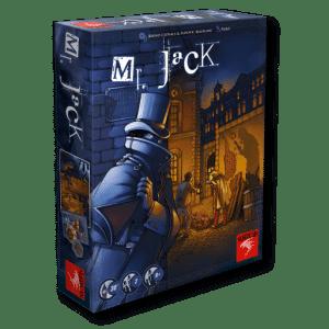 Location et livraison à domicile du jeu Mr. Jack London en Suisse