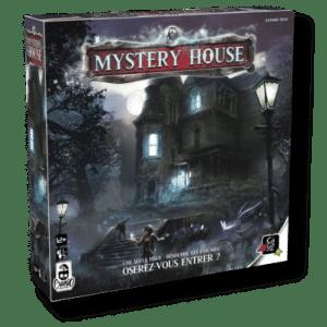 Location et livraison à domicile du jeu de société Mystery House