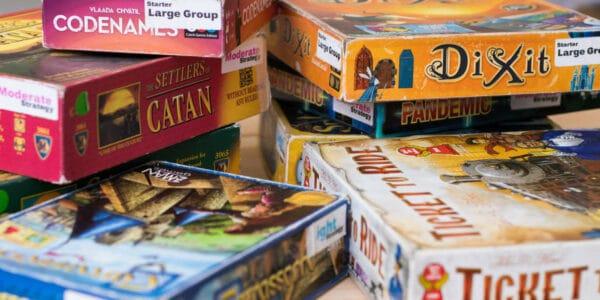 Soirée jeux Genève location