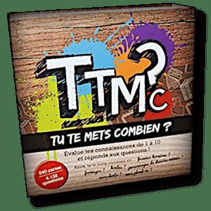 Location jeu société TTMC et livraison à domicile Suisse