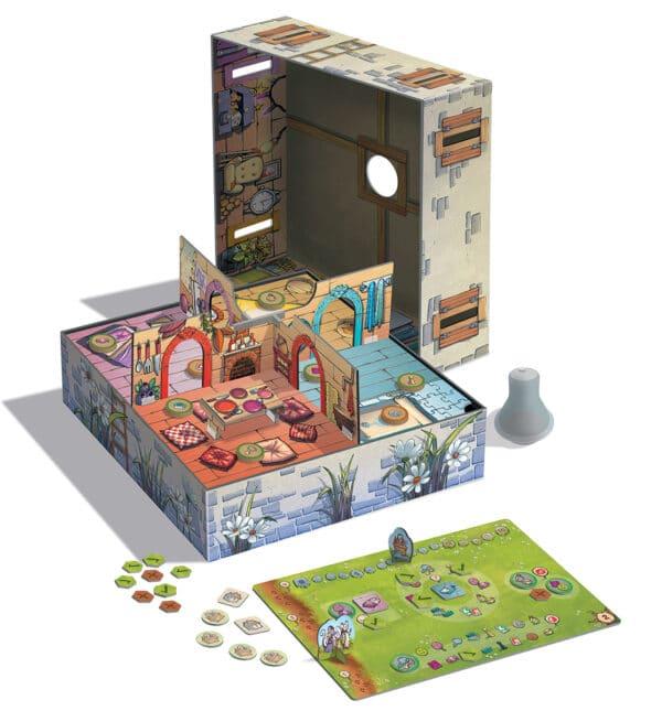 La maison des souris location jeu suisse